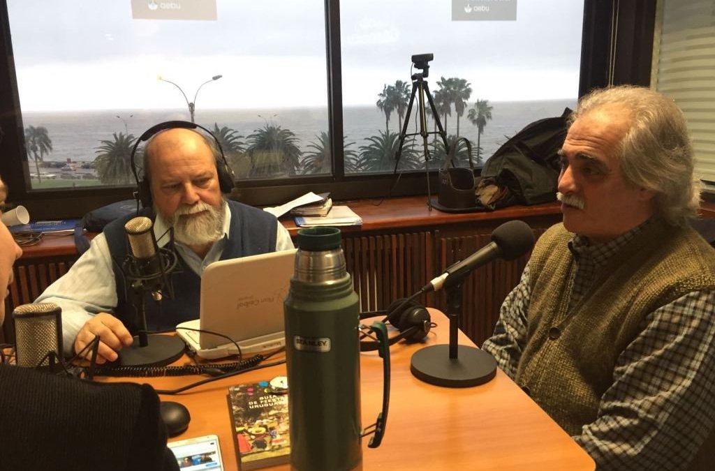 Entrevista a Ignacio Martínez en Sones Vivos
