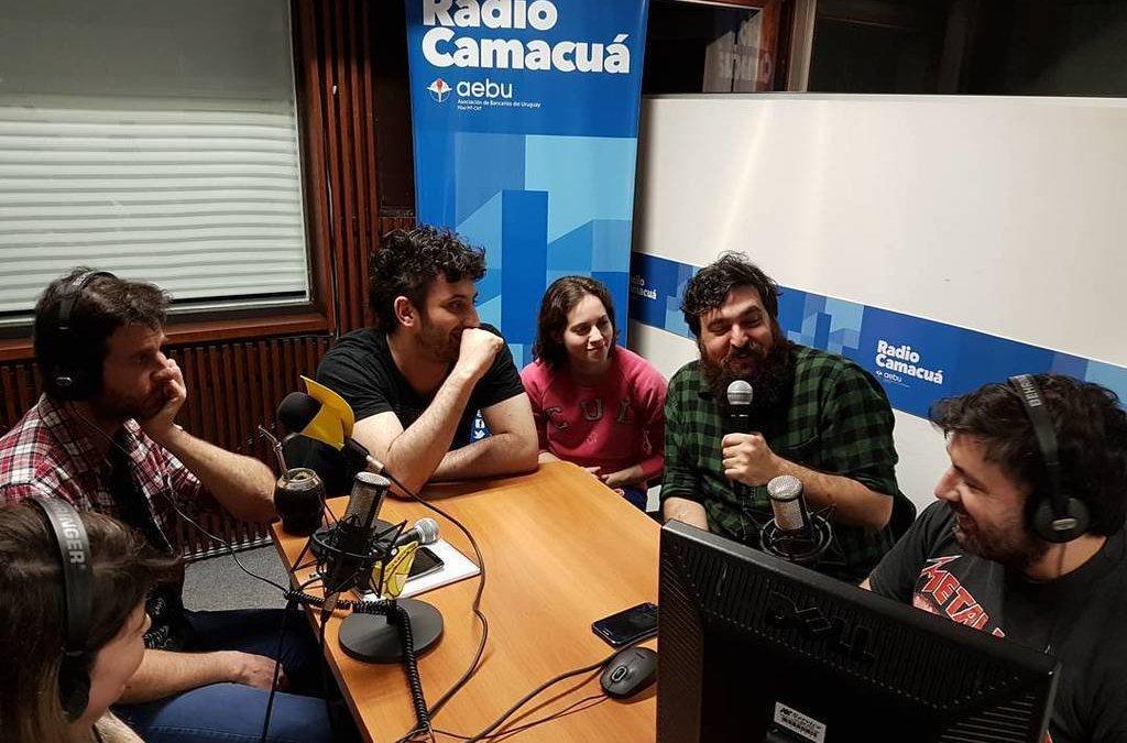 Entrevista a Krupoviesa en El Triángulo Obtuso