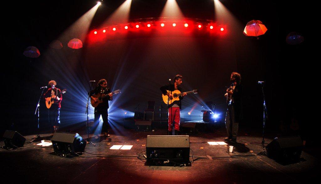 Milongas extremas llega con dos shows a la Sala Camacuá