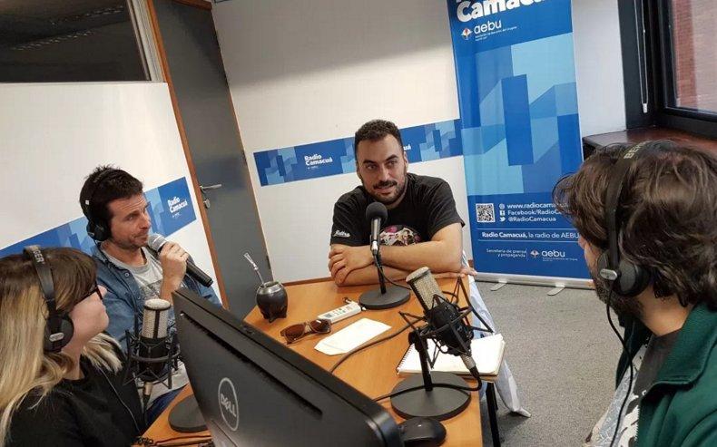 Entrevista a Santi Mostaffa en El Triángulo Obtuso