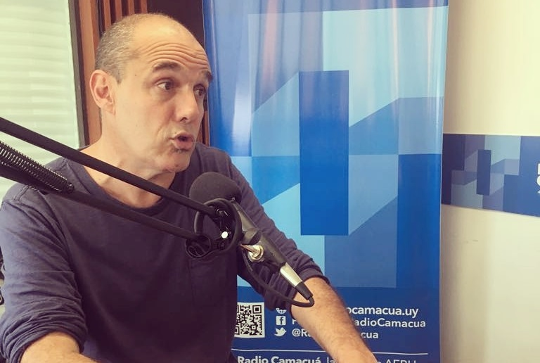 "Rafael Antognazza: ""AEBU era mío"""