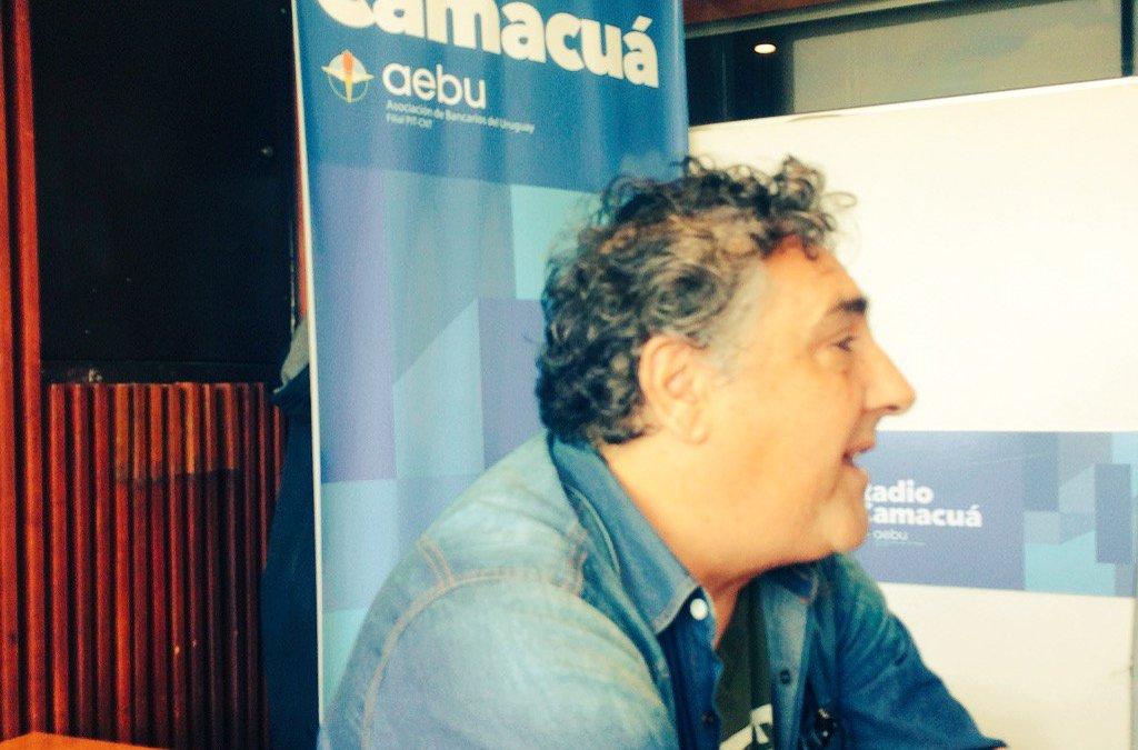 Andrés Wels nos habla del «Beat Show 50/68» en Sala Camacuá.