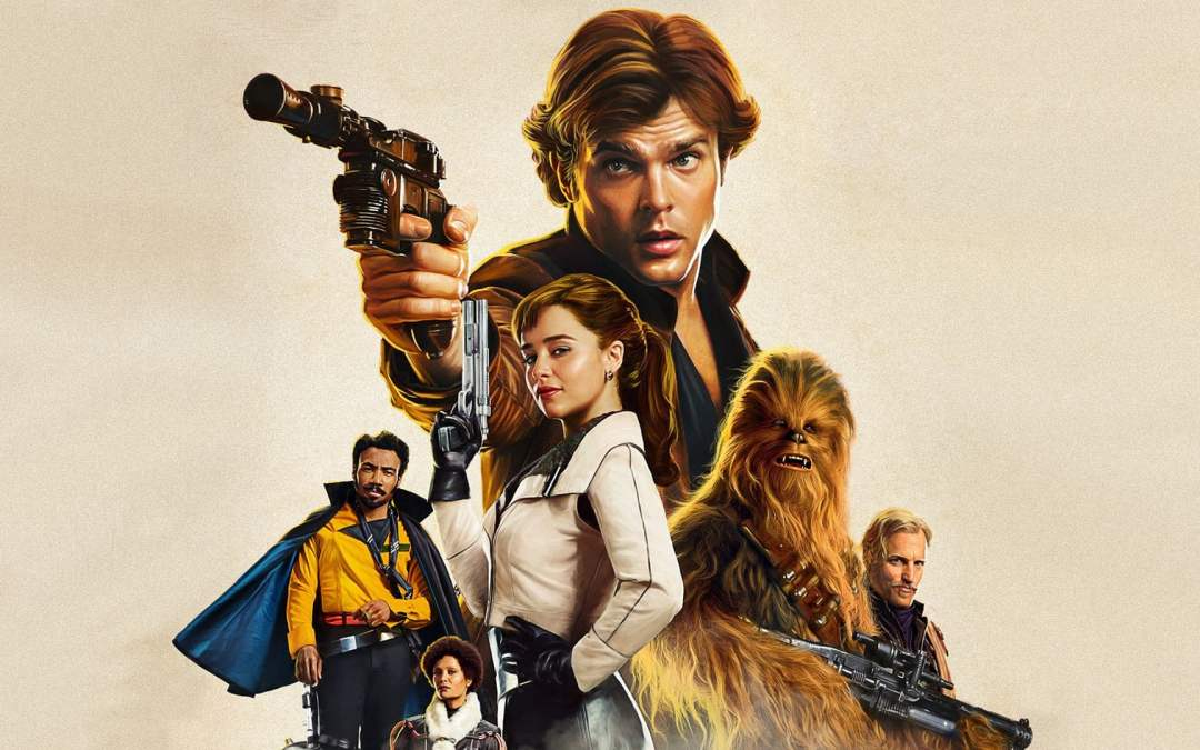 Solo: Una historia de Star Wars y Deadpool 2