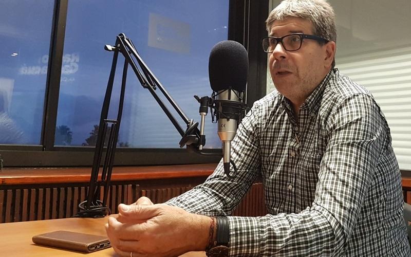 Fernando Gambera: «Hay gente sembrando el odio»