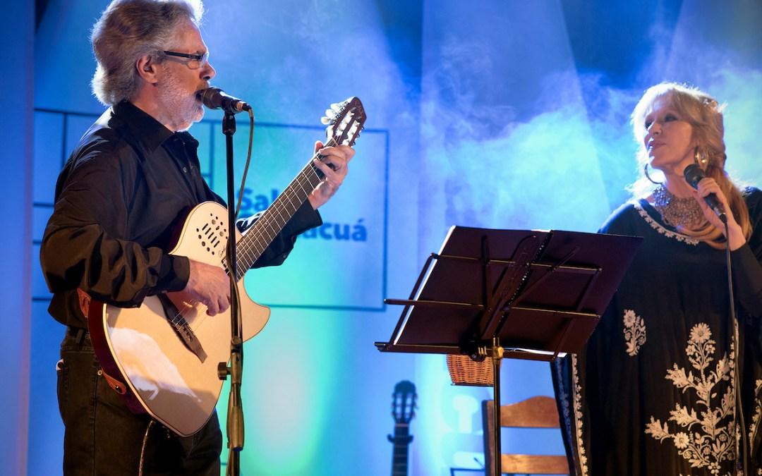 53 años con la música: Entrevista a Washington Carrasco