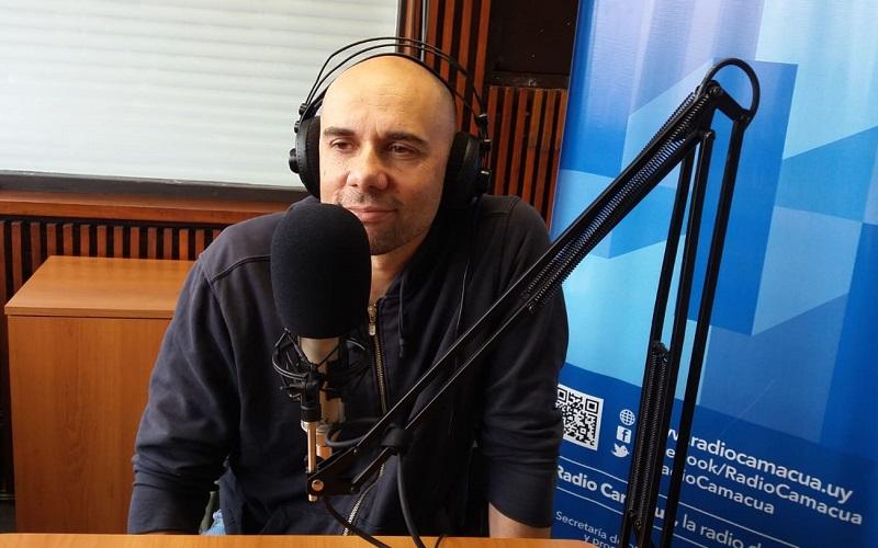 """Diego Presa: """"Me llevó mucho tiempo asumirme como músico"""""""