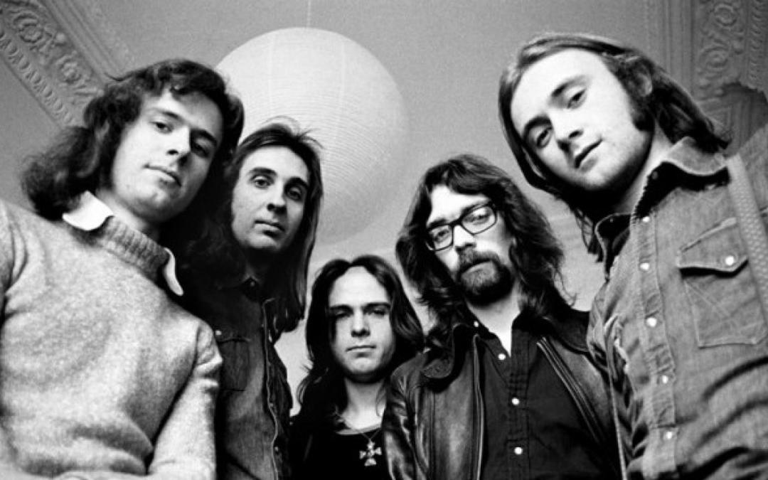 Genesis: de Peter Gabriel a Phil Collins