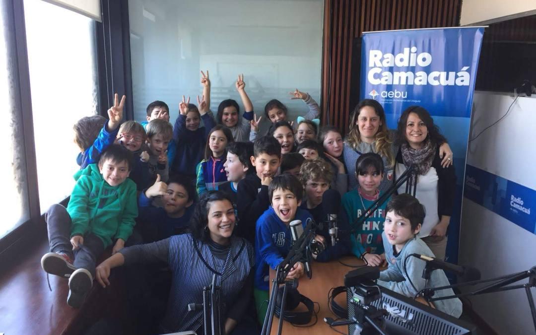 Extensión escolar en Radio Camacuá