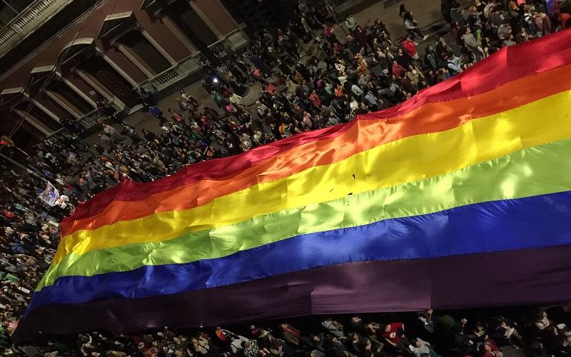 Marcha de la Diversidad es «una fiesta profundamente política»