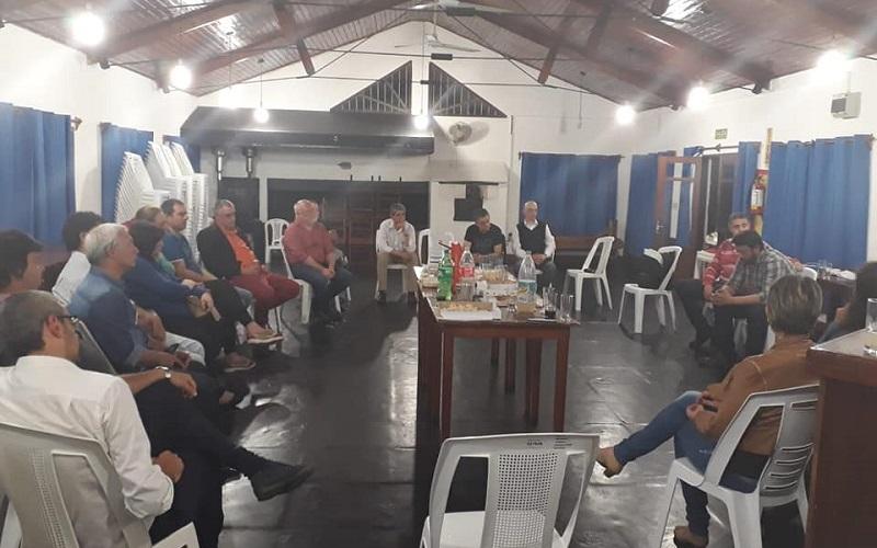 Asambleas de circunscripción llegan a su fin en el interior