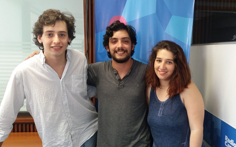Jóvenes de todos los partidos se juntan por la democracia