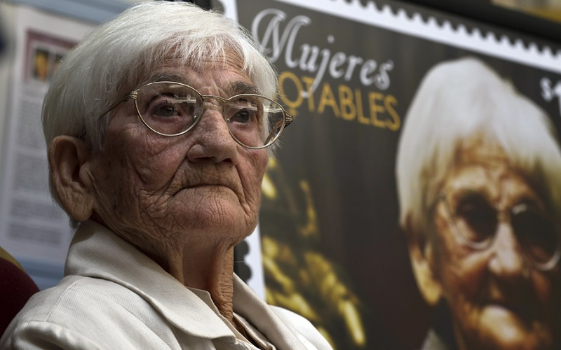 """El legado de Luisa Cuesta, """"un ejemplo a seguir"""""""