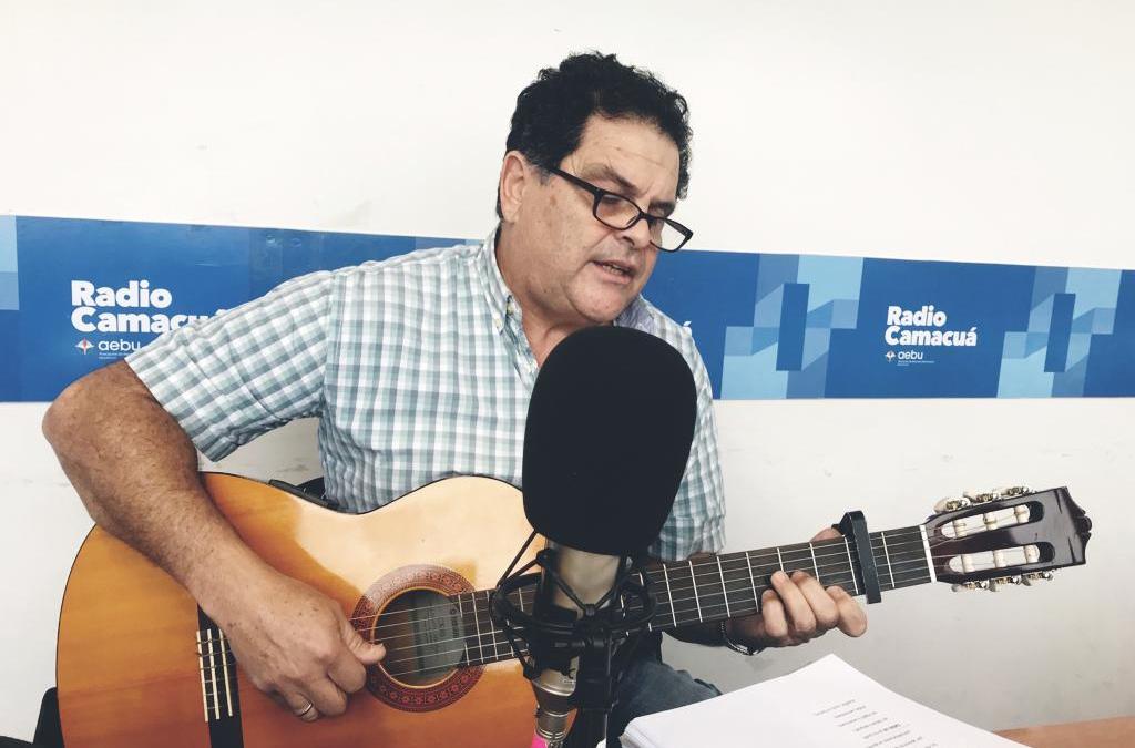 Guillermo Avas presenta El Ferroviario en Sala Camacuá este viernes