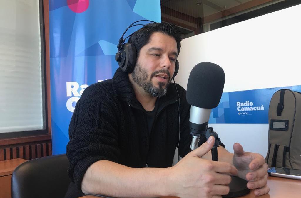 Flavio Machado presenta su segundo disco «De espaldas a la niebla»