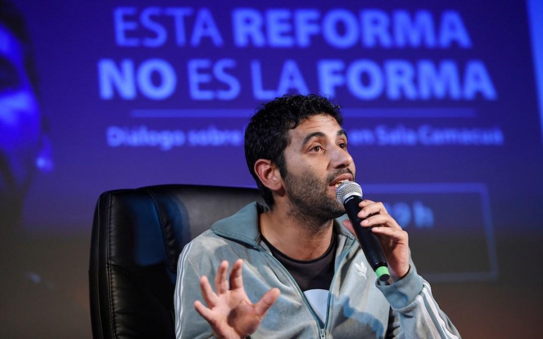 Diálogo sobre la reforma: Martín Martínez de El Tejano