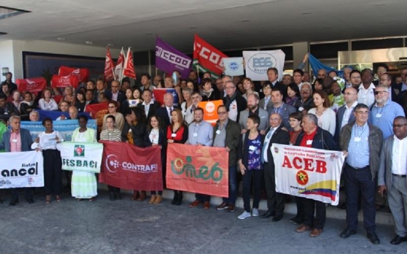 AEBU ingresó al Comité Ejecutivo Mundial de UNI Finanzas