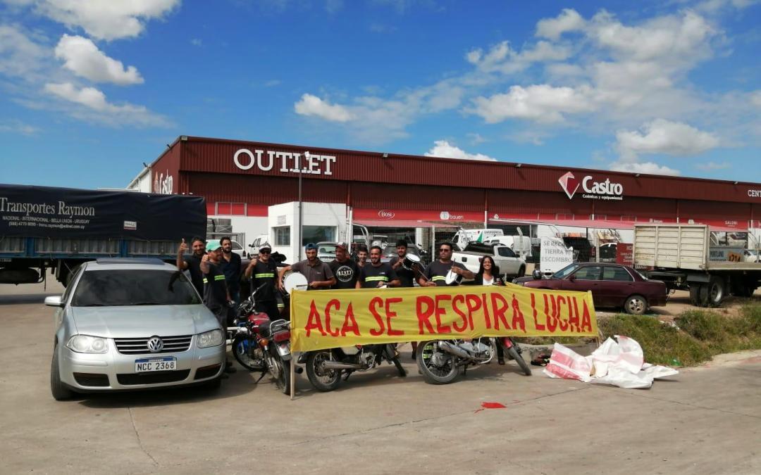 Sindicato de Cerámicas Castro avanza con la organización y reclama que la empresa respete los acuerdos y la negociación
