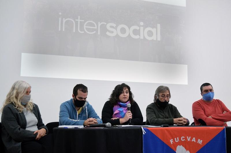 Sostener la vida: Intersocial presentó una plataforma de 12 medidas