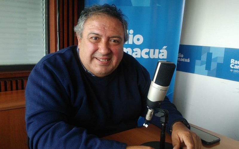 Fernando Iraola: «Soy un agradecido con AEBU»