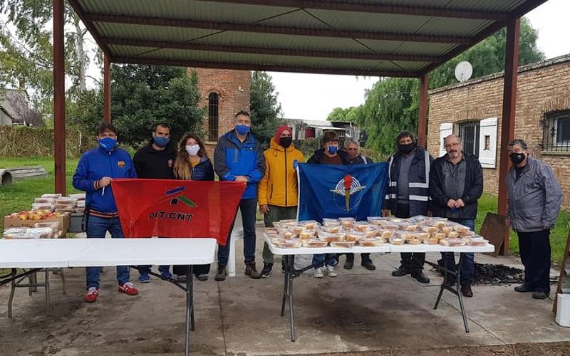 Alcalde de Paso Carrasco: «AEBU fue un ejemplo de solidaridad, estamos eternamente agradecidos»