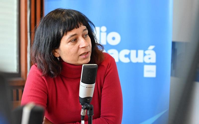 Patricia Turnes llega a la Sala Camacuá para abrir el show Animalas