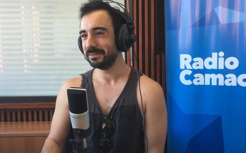 Fernando Caytano presenta 'Alborada' en la Sala Camacuá