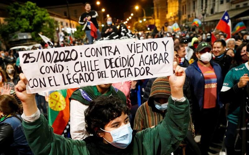 El plebiscito en Chile, sus repercusiones y cómo sigue el proceso de reforma