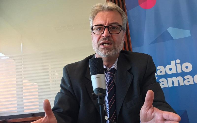 «Ninguna reforma de la seguridad social puede vulnerar el principio de solidaridad»