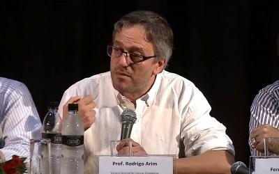 Arim: «Nuestros académicos demostraron ser competentes y comprometidos ante los desafíos»