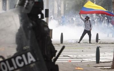AEBU declara su apoyo y solidaridad a los trabajadores y el pueblo de Colombia