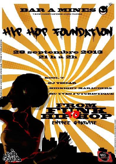 1ère édition Hip-Hop Foundation