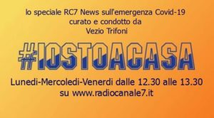 speciale #iostoacasa