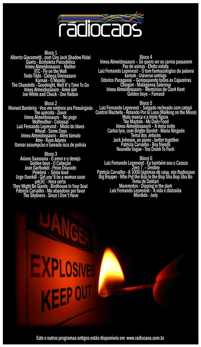 radiocaos mp3 19-11-2010