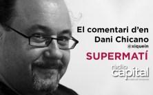 En Dani Chicano és periodista i director de la revista Proscenium