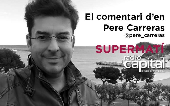 El periodista Begurenc, Pere Carreras