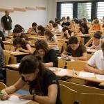 Examen de la selectivitat al Baix Empordà | Imatge d'arxiu