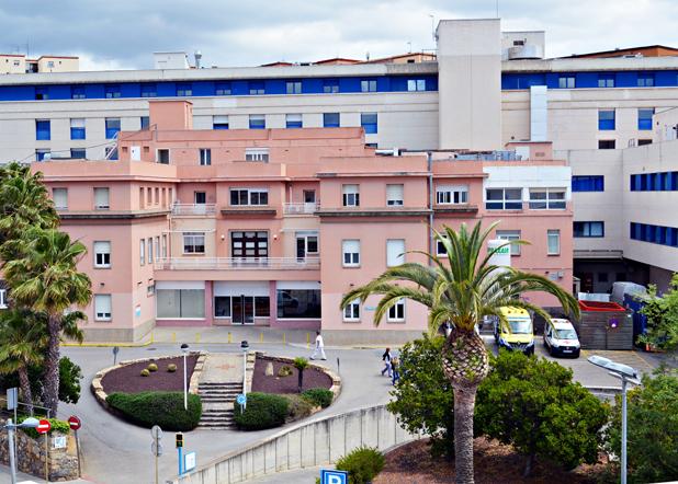 Resultado de imagen de Fotos del hospital de Palamós