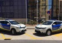 Nous vehicles policials Palafrugell