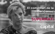 L'escriptora Sàbel Gamez