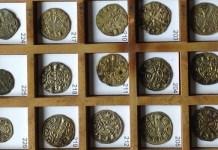 Col·lecció numismàtica del llegat de Joan Vilaret   Imatge de Ràdio Sant Feliu