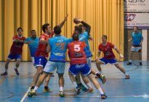 Partit de la temporada anterior entre el CHGarbí i el CHTerrassa | Pau Punseti