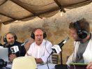 l'Alcalde de Begur, Joan Loureiro, entrevistat per Toni Sellas i Dani Cortés a la Fira Indians del 2017