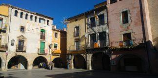 Plaça de Torroella de Montgrí