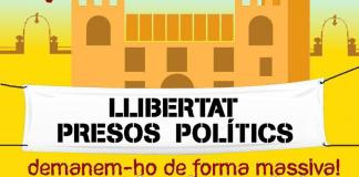 CDR Sant Feliu llibertat Presos Polítics