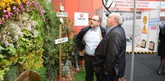 L'alcalde Jordi Soler a l'Expohàbitat 2018