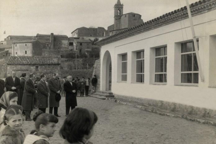 Inauguració de l'Escola Vall d'Aro | Imatge cedida per l'Ajuntament de Castell d'Aro