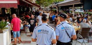 Policia Local de Castell-Platja d'Aro
