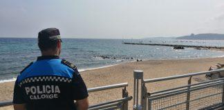 Policia Local de Calonge