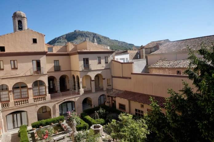 Convent de les Clarisses   Imatge de l'Ajuntament de Torroella de Montgrí