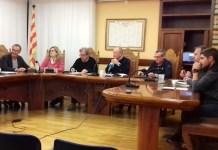 Ple dels Pressupostos de l'Ajuntament de Begur | Imatge del consistori
